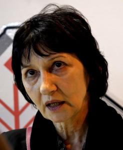 Salonul de carte Paris 2013 Marta Petreu