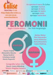Feromonii