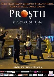 afis PROSTII SUB CLAR DE LUNA