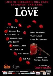 Just about love caritabil