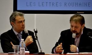 Salonul de carte Paris 2013 Adrian Cioroianu