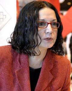 Salonul de carte Paris 2013 Magda Carneci