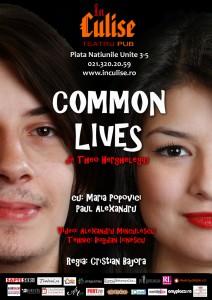 Common Lives mic