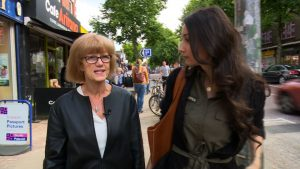Brexit Carmen Tarnoveanu in Irlanda