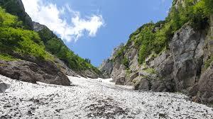 Valea Alba - Muntii Bucegi - Explore&GIS