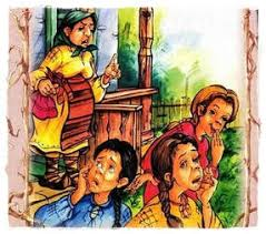 Soacra cu trei nurori de Ion Creangă - Povești, povestiri și basme pentru  copii