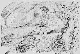 """Borta-vântului"""" de Mihai Eminescu – ORA POVEȘTILOR"""