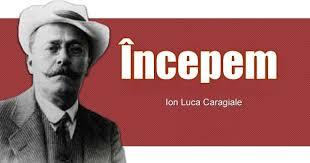 """Citeste """"Începem"""" de Ion Luca Caragiale - Rezumate cărți, Citeste cărți  online PDF, caracterizări, referate si comentarii cărți"""